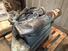 HYDRAULIC PUMP 2 HP #20175-548