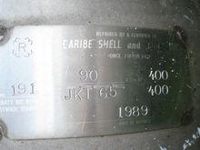 Used 160 Gallon 90 P