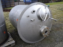 1780 Litres Stainless Steel Ver