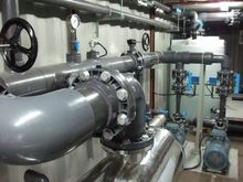 Membrane Cleaning Plant For Rev