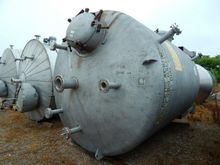 5,200 Gallon 316L Stainless Ste
