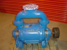 600 CFM Nash Model CL702 Vacuum