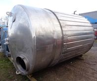 11000 Litres Stainless Steel Ve