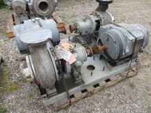 4″ x 6″ x 10″ 670 GPM Goulds Mo