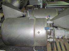 500 Litres Stainless Steel Vert