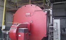 Used steam boiler HO