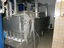 Used cheese press by