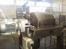 stainless steel twin shaft shre