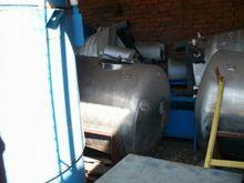 Used 1000 Liters Sta