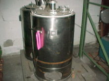 40 Gallon 316 Stainless Steel V