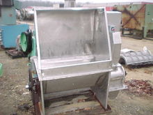 SCREW FEEDER VERT CONE 5 HP VAR