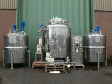 999 Gallon Becomix Stainless St