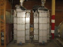 1,000 Gallon Stainless Steel 2-