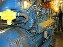 800 kW 50 Hz Containerised Biog