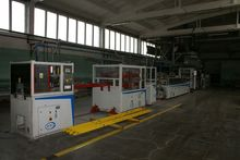 Extrusion Line For Profile or S