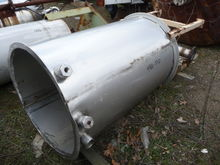 150 Gallon 304 Stainless Steel