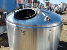 Used 550 Gallon 50 P