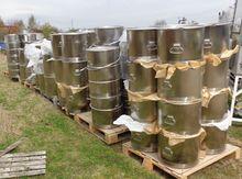 70 LIter to 100 Liter Stainless