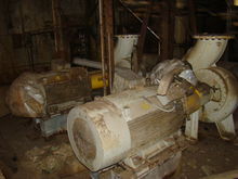 Used stainless steel centrifuga