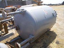 1,000 Gallon, 63″ X 5′, 50 PSI/