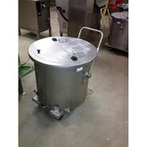 Used 180 LITRE BUHLE