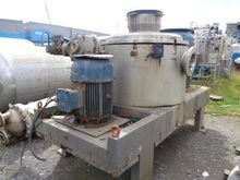 HOSOKAWA AIR CLASSIFIER MILL AC