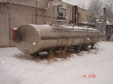18000 Liters Stainless Steel Ho