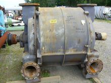 6000 CFM Nash Model CL-6001 Vac