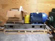 125 HP Durco Circulation Pump M