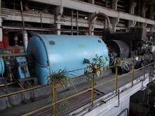back pressure turbogenerator se