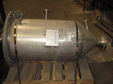 Used 350 Gallon 316L