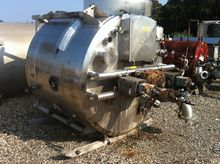 600 Gallon Crepaco Stainless St