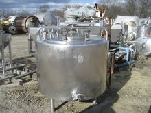 150 Gallon Polished Stainless S