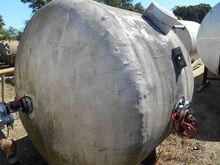 700 Gallon 304 Stainless Steel