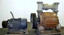 2600 CFM 200 HP Nash Model CL30