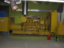 1250 kW 480 V 60 Hz Caterpillar