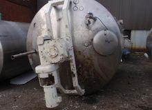 Used 3,500 Gallon Ve