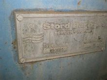 Stord Model BS41FK Twin Screw P