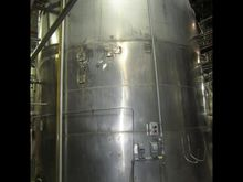 9,000 Gallon Stainless Steel Ta