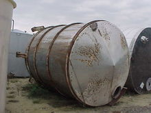 Used 5,000 Gallon 30