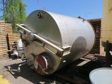 2,800 Gallon 304 Stainless Stee