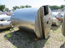 900 Gallon Sanitary T304 Stainl
