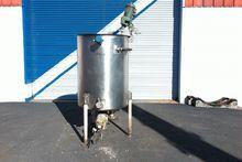 200 Gallon Tolan Stainless Stee