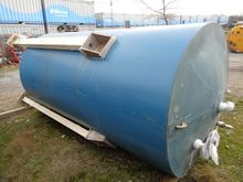 4500 Litres Stainless Steel Ver