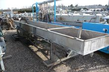 Used 36″ X 18′ SS 8″