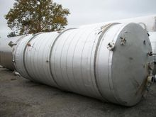 5,200 Gallon 304 Stainless Stee