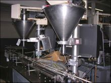 ALL-FILL DUAL HEAD AUGER FILLER