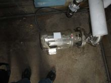 Used TRI CLOVER 5 HP