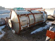 4′ X 15′ Stainless Steel Bowen