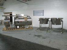 Glatt WST 120 Stainless Steel F